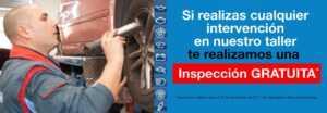 inspección gratuita