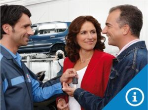 Taller reparación vehículos Sevilla