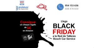 La semana del Black Friday ha llegado a tu taller de coches en Sevilla