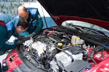 Reparación de automóviles Sevilla
