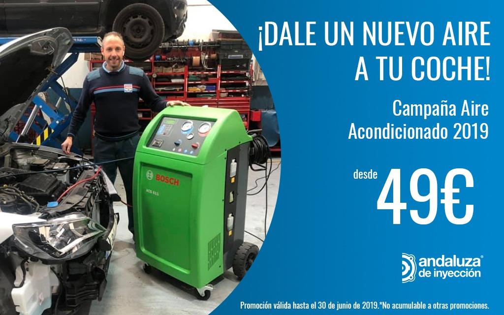¡Dale un nuevo aire a tu coche desde 49€!