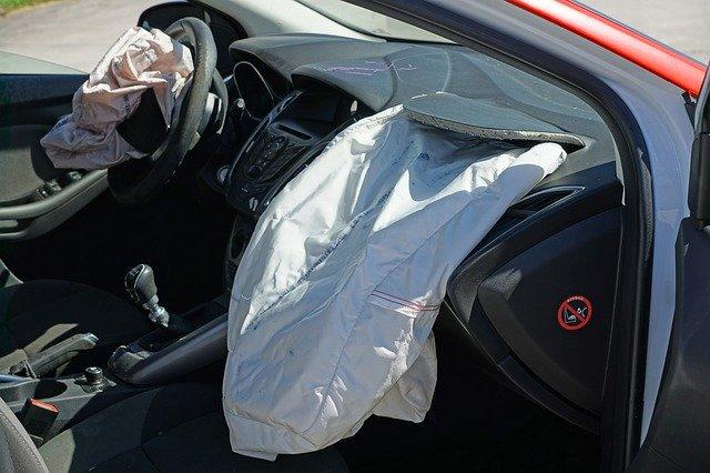 Reseteo de unidades de Airbag por impacto